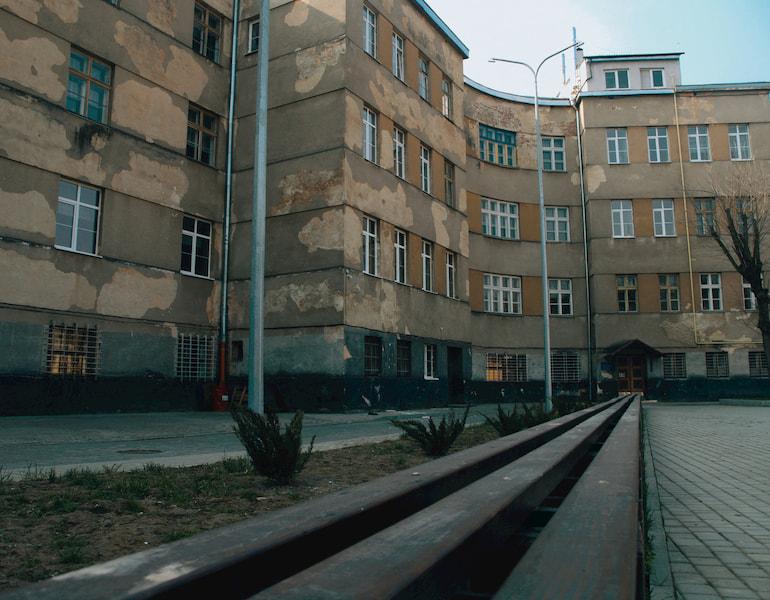 Фасад школи