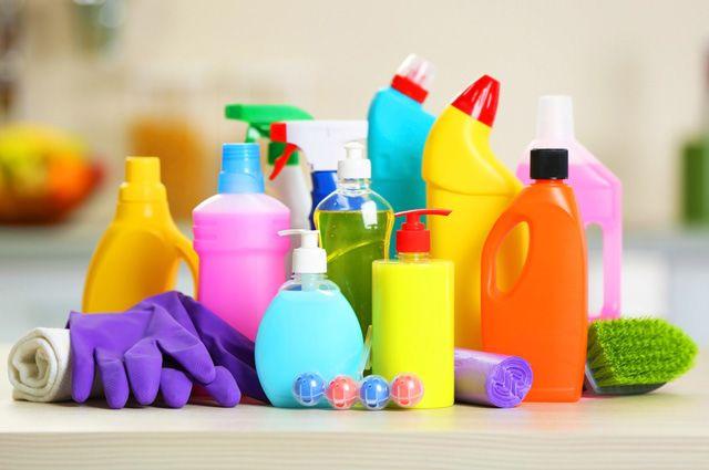 Акт про наявність миючих, дезинфікуючих та господарських матеріалів від 01.09.2021